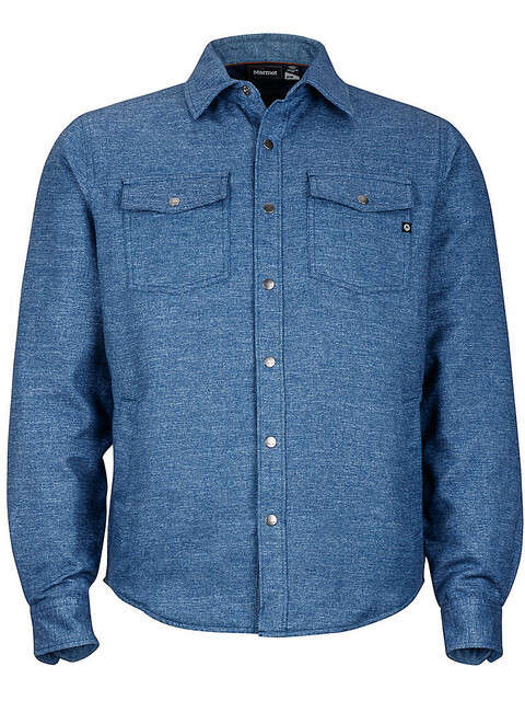 """Marmot M's Arches Insulated LS Shirt Denim"""